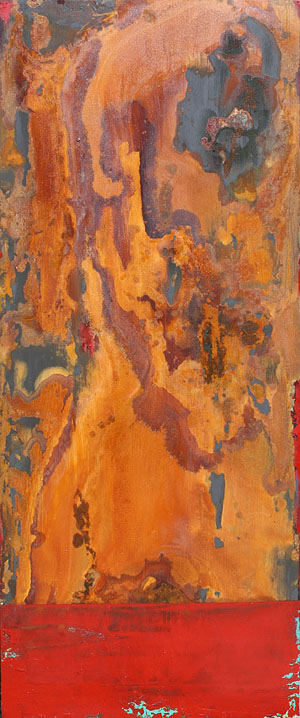 Willie little rust painting for Www painting com