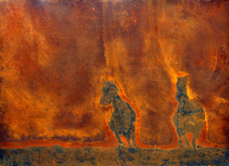 Rust painting website dedicated to rust painters for Best art websites for artists